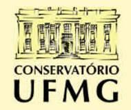Antiga marca do Conservatório UFMG